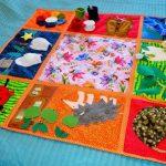 детский массажный коврик для ног идеи дизайн