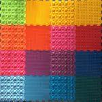 детский массажный коврик для ног идеи дизайна