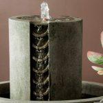 домашний фонтан дизайн интерьера
