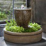 домашний фонтан идеи интерьера