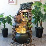 фонтан в квартире дизайн