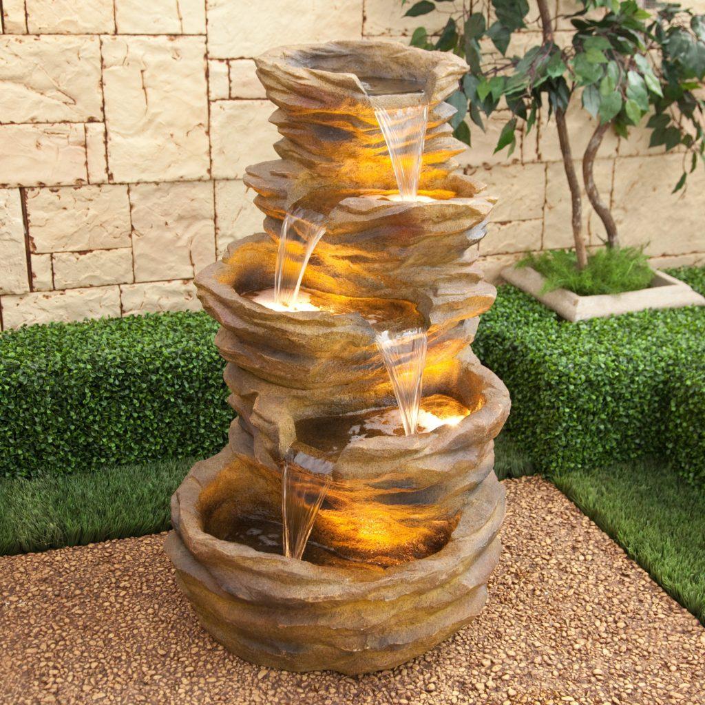 фонтан в квартире дизайн идеи