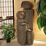 фонтан в квартире фото оформление