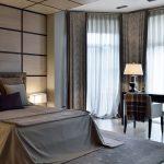 Дизайн спальной комнаты в пастельных тонах