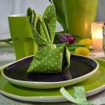 как сложить салфетки для оригинальной сервировки стола декор идеи