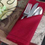 как сложить салфетки для оригинальной сервировки стола фото декор