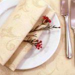 как сложить салфетки для оригинальной сервировки стола оформление идеи