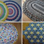 коврик из полиэтилена идеи декор