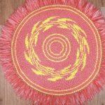 коврик из полиэтилена идеи оформления