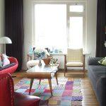 ковры в стиле пэчворк декор фото