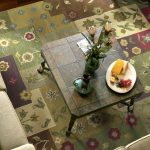ковры в стиле пэчворк фото