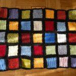 ковры в стиле пэчворк фото дизайна