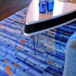 ковры в стиле пэчворк фото интерьера