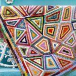 ковры в стиле пэчворк идеи фото