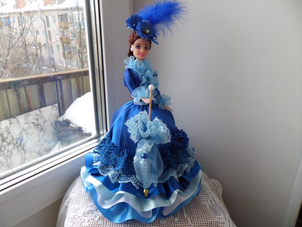 кукла шкатулка декор фото