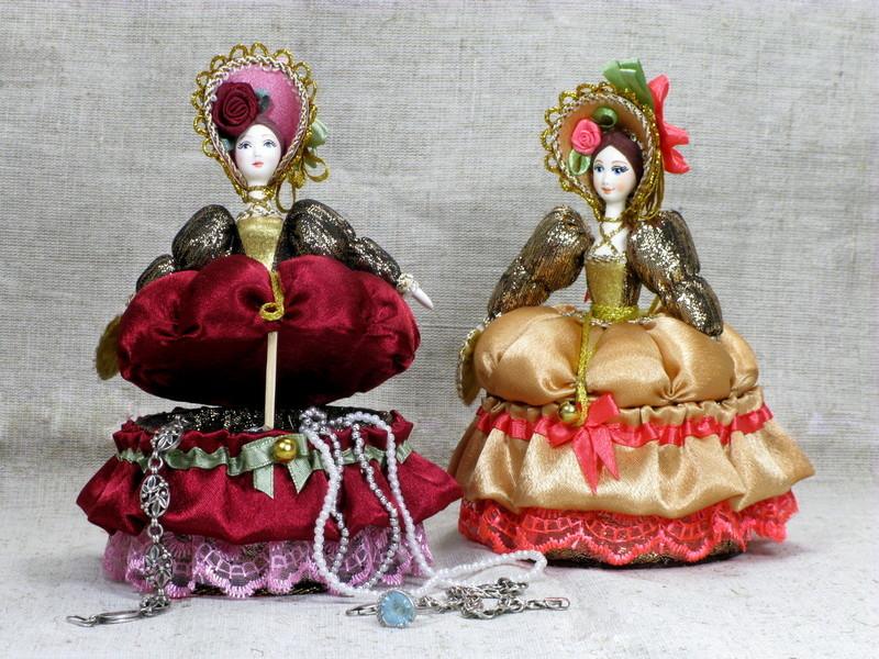 кукла шкатулка купить
