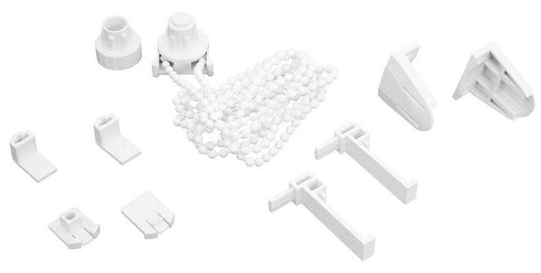 Комплектация механизма для рулонной шторы Inspire