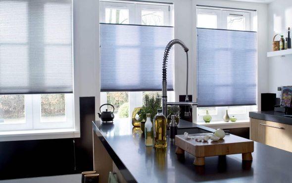 Рулонные шторы с пропиткой