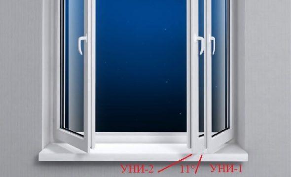 Кассетные рулонные шторы uni: уни 1 и уни 2 различия, достоинства и недостатки рулонные шторы uni 1 и 2 Рольшторы UNI (Уни) ― солнцезащитные кассетные системы с боковыми направляющими и самофиксирующимся механизмом. Главные их достоинства ― удобная конструкция, позволяющая плавно без усилий поднимать и опускать ткань, устанавливая ее на нужной высоте и элегантный дизайн. Рулонные шторы uni созданы специально для пластиковых, деревянных и алюминиевых окон с установкой без сверления и очень востребованы в современных интерьерах. Выпускаются они в двух вариантах. Чтобы наиболее подходящий вариант для конкретного стеклопакета, нужно учесть их отличительные особенности. Что общего в конструкции уни 1 и уни 2 Чем отличаются модели уни 1 и уни 2 Подводим итоги Видео: в чем различия рольштор Uni-1 и Uni-2 Что общего в конструкции уни 1 и уни 2 Миникассетные рулонные шторы на пластиковые окна уни 1 и 2 устроены по тому же принципу, что и остальные разновидности солнцезащитных кассетных систем: при подъёме ткань накручивается на вал, спрятанный в коробе (кассете), установленной в верхней части стеклопакета. Короб придает всей системе законченный вид и защищает ткань от пыли. При этом боковые края шторного полотна спрятаны внутри направляющих, а его нижняя часть отягощена утяжелительной планкой. Подъем и опускание шторы осуществляется по направляющим при помощи цепочки управления или электропривода. Они плотно, без зазоров прилегают к створке, препятствуют проникновению света с улицы в комнату, когда шторное полотно опущено и не допускают его провисания, когда створка приоткрыта и наклонена. Рулонные шторы уни хороши и тем, что устанавливаются без сверления. Направляющие крепятся на двухсторонний скотч. Крепление короба может быть осуществлено как при помощи скотча, так и на саморезы. А осуществить такую установку по силам даже непрофессионалу. различные цвета рамы для рольштор uni Расцветку и фактуру пластиковых поверхностей систем uni обычно выбирают полностью идентичной рас