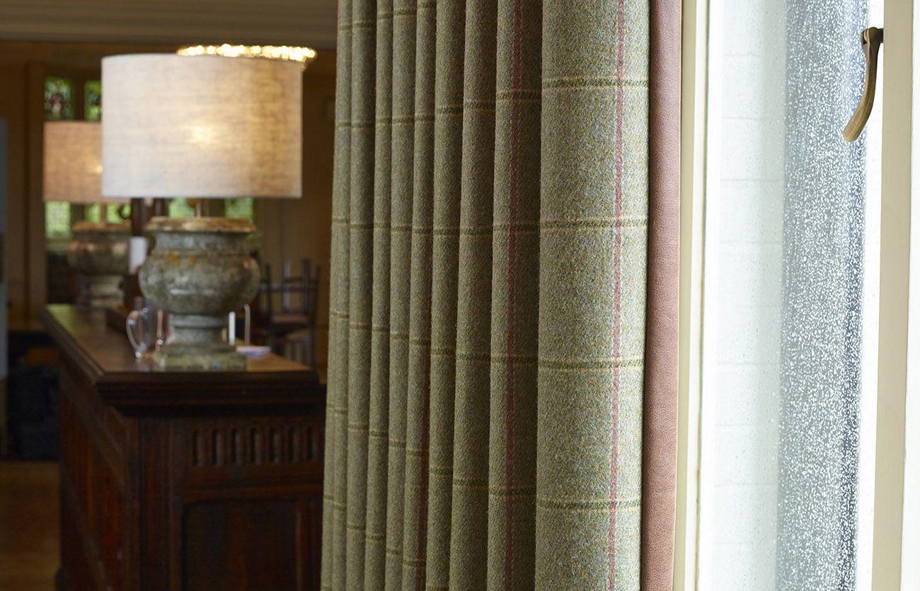 плотные шторы дизайн