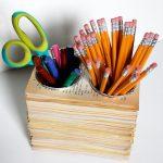 подставка для карандашей идеи фото