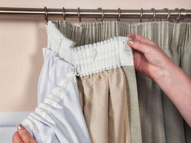 расчеты ткани на шторы идеи фото