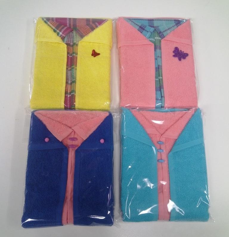 рубашки из полотенец