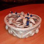 шкатулка из джута своими руками дизайн декора
