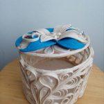 шкатулка из джута своими руками фото декор