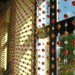 шторы из бусин интерьер фото