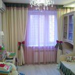 шторы из вуали фото оформление