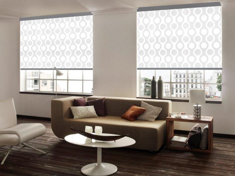 шторы с электроприводом фото дизайна