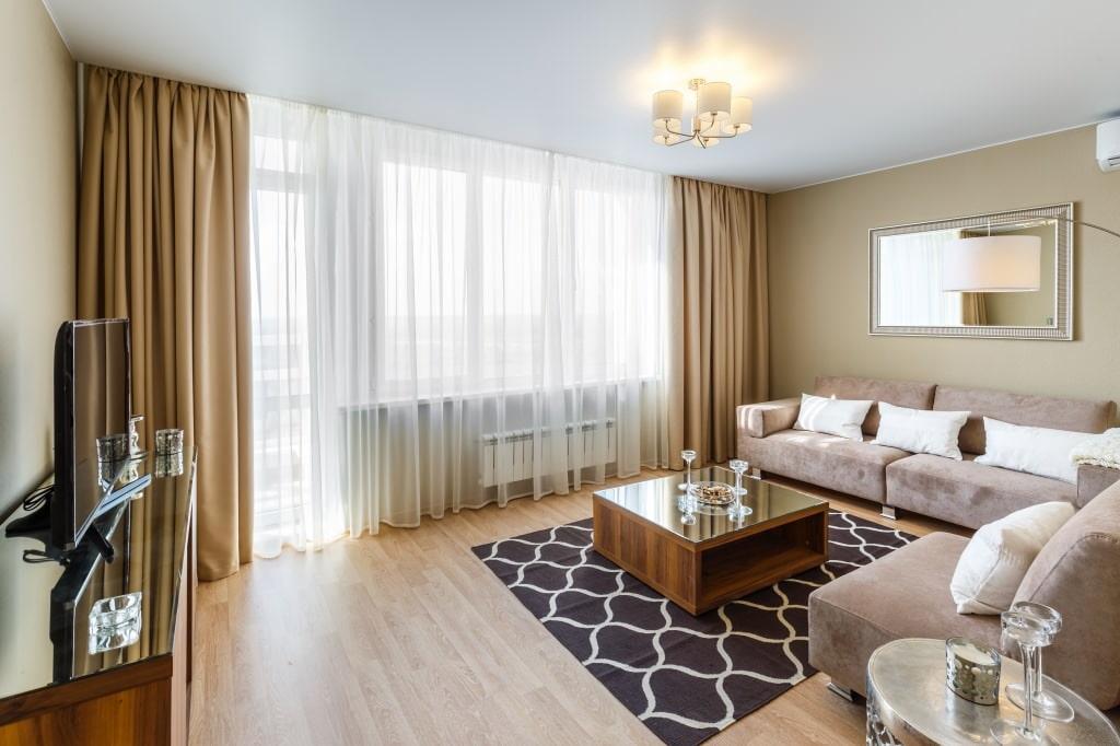 шторы в гостиную дизайн интерьера идеи фото