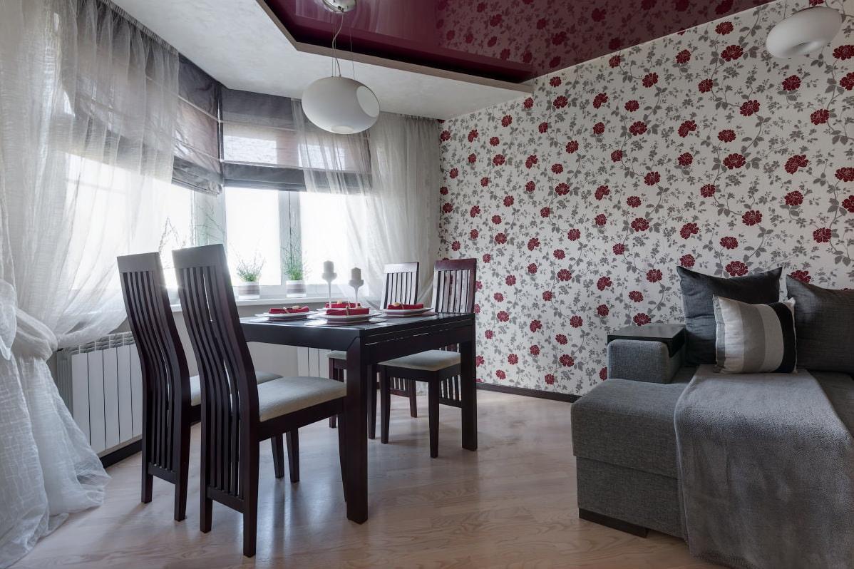 шторы в гостиную интерьер фото