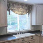 шторы для кухни в классическом стиле фото варианты