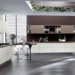 шторы для кухни в стиле хай тек идеи фото