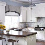 шторы для кухни в стиле прованс дизайн