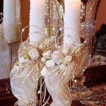свадебные свечи для венчания