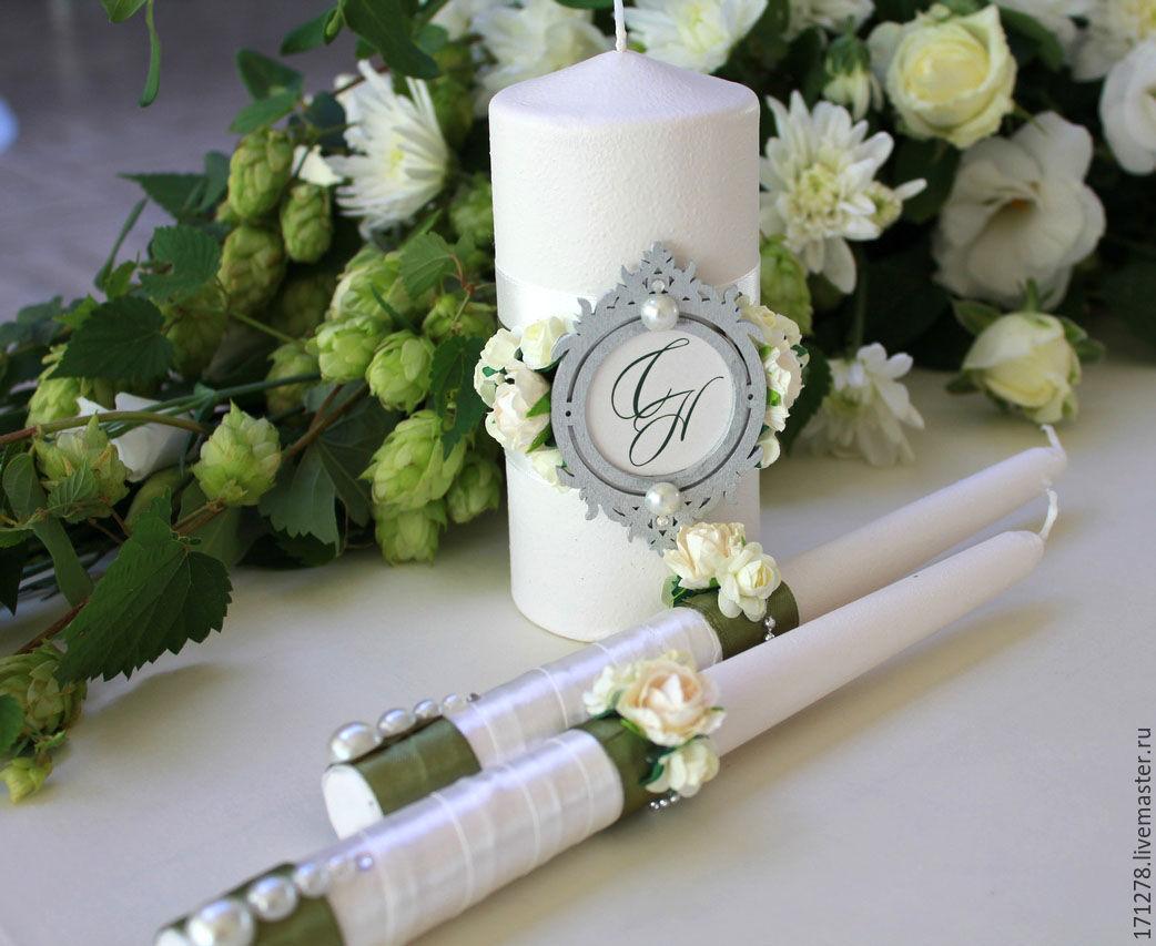свечи на свадьбу фото дизайн