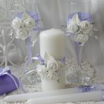 свечи на свадьбу идеи вариантов