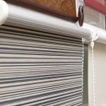 светонепроницаемые рулонные шторы фото