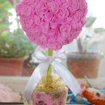 топиарий из салфеток своими руками декор фото