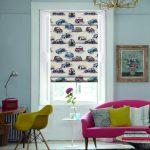 необычные шторы дизайн фото