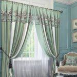 необычные шторы текстиль