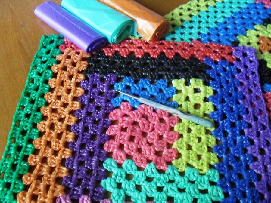 коврики из полиэтилена