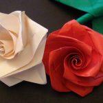 розы из салфеток идеи фото