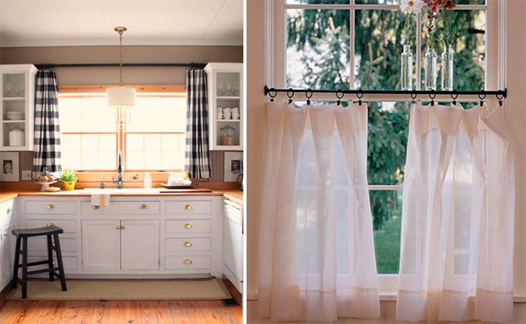 шторы на маленькие окна дизайн идеи