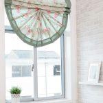 шторы на маленькие окна в деревянном доме