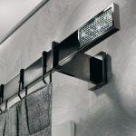 алюминиевые карнизы декор