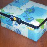 декорирование коробок оформление идеи